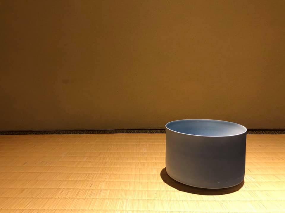 和多屋別荘 空間演出 アート陶器