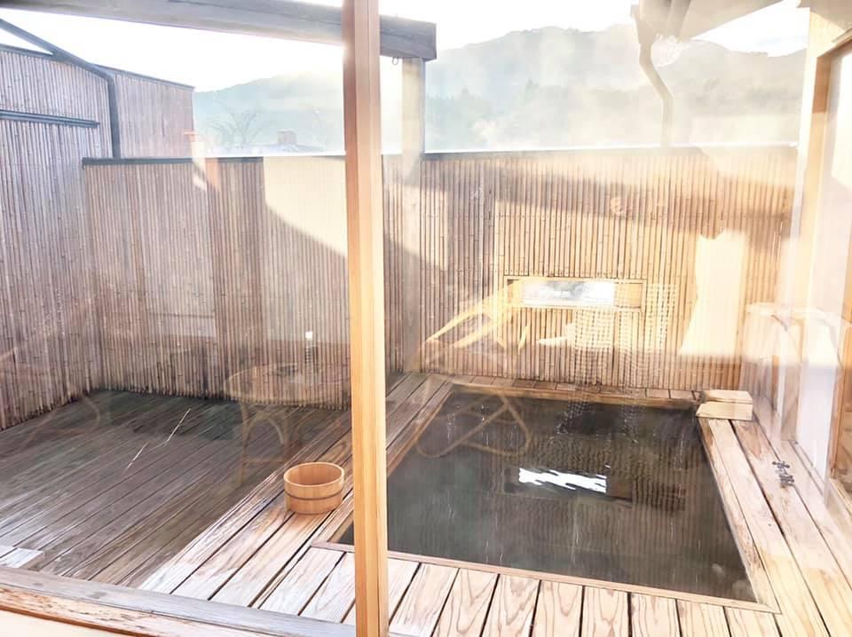 和多屋別荘 個室 露天風呂 付き 家族風呂 うずき