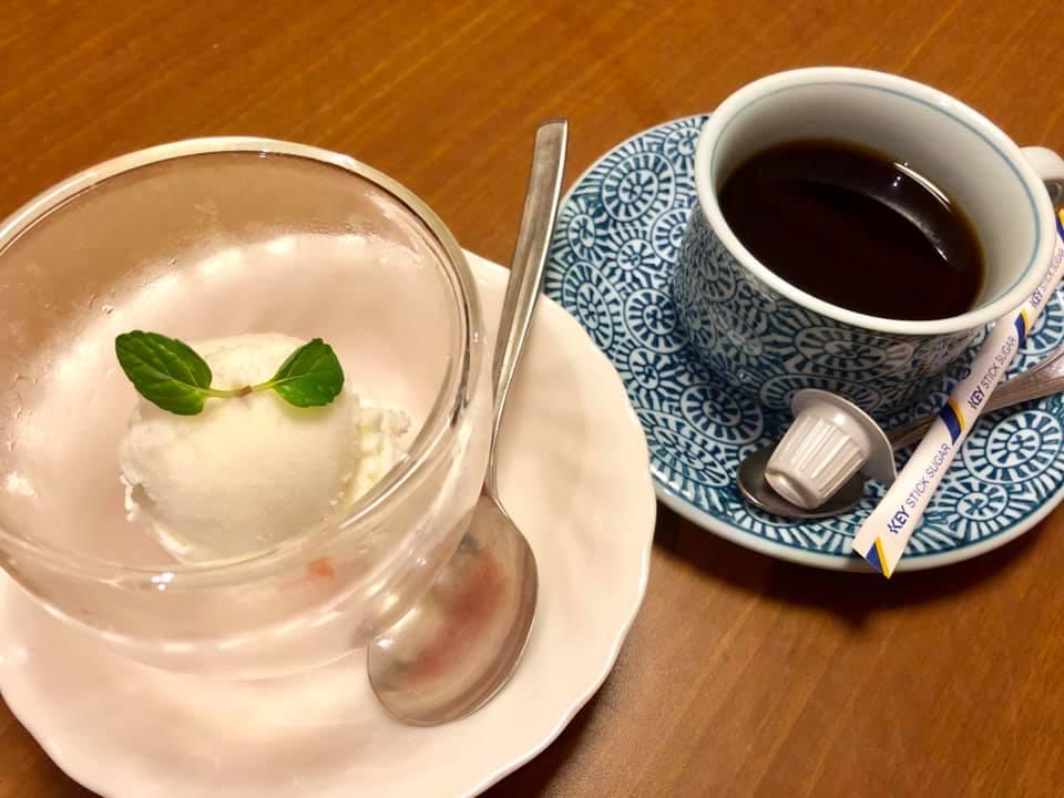 塩 バニラ コーヒー