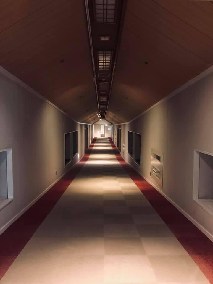 インスタレーション アート 旅館 別荘