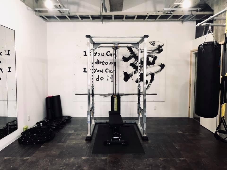 Make & Space Personal Training gym パーソナルトレーニング ジム 住所 営業時間