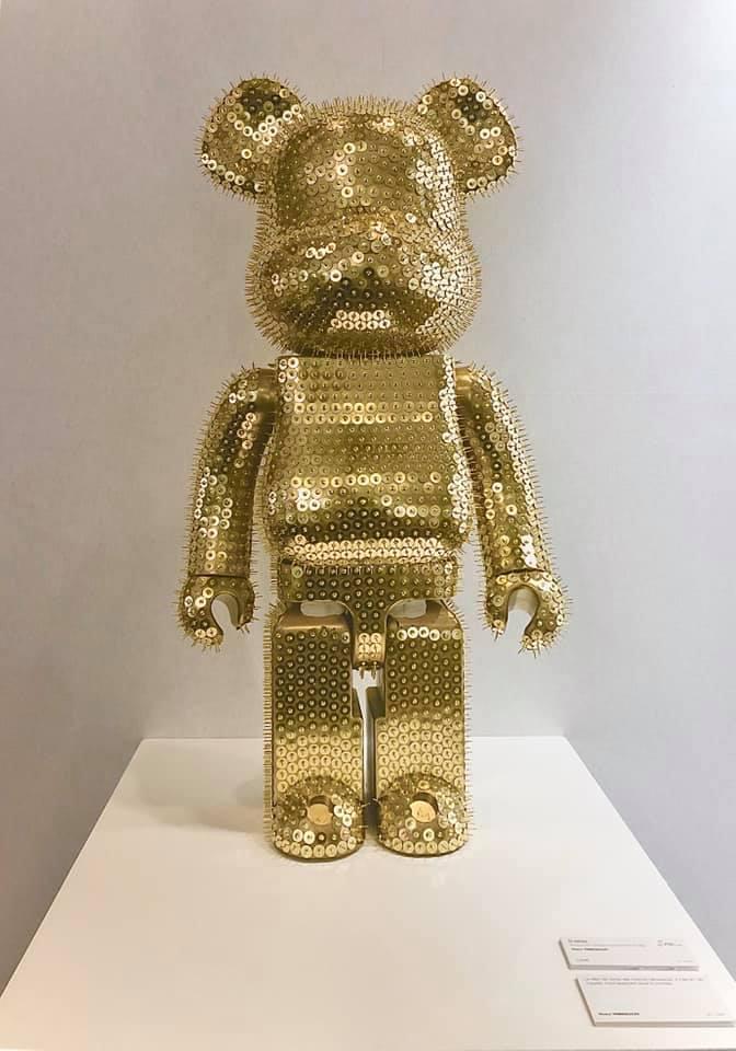 ルーヴル美術館 内 カルーセル 作品展示 書道家 アーティスト アート 山口芳水 フランス パリ Musée du Louvre