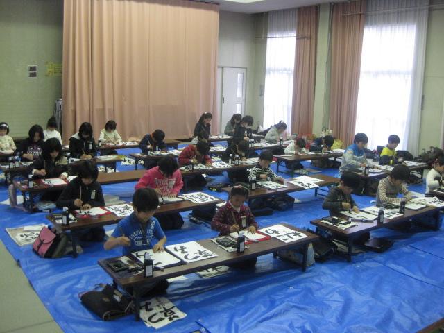 兵庫公民館 教室風景