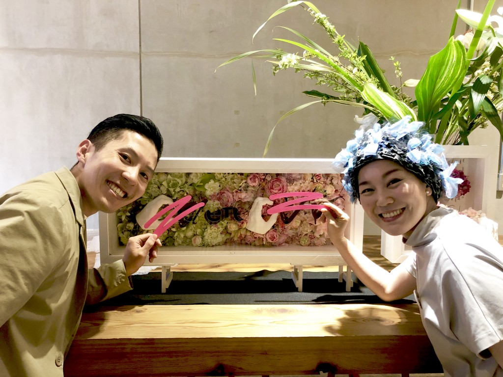 NHK おはよう日本 delete C 中島ナオ がん ガン 癌 医療 支援 書道家 山口芳水 松本光 100BANCH